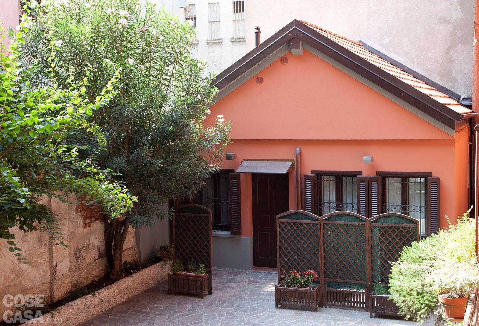 Casabook immobiliare da box a casa un incredibile trasformazione - Colori da esterno ...
