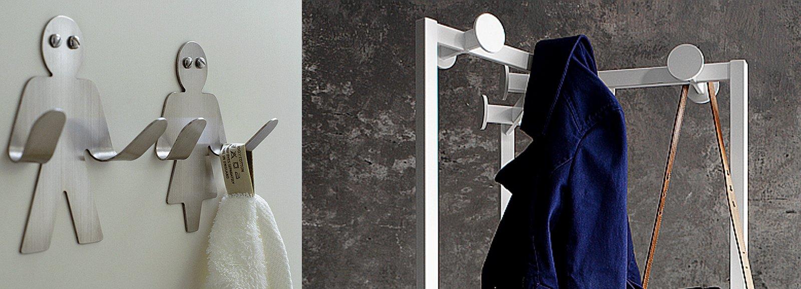 Appendiabiti da terra o da parete i nuovi attaccapanni cose di casa - Appendiabiti da bagno ...