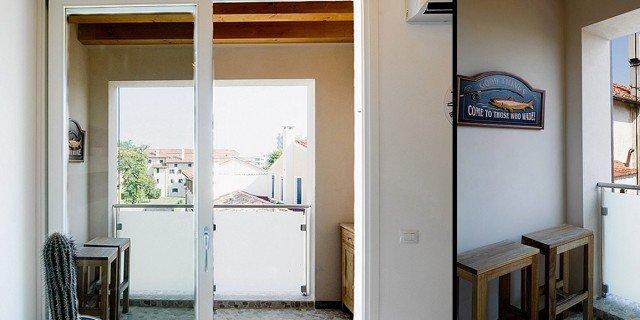 In pi un nuovo balcone cose di casa - Altezza parapetti finestre normativa ...