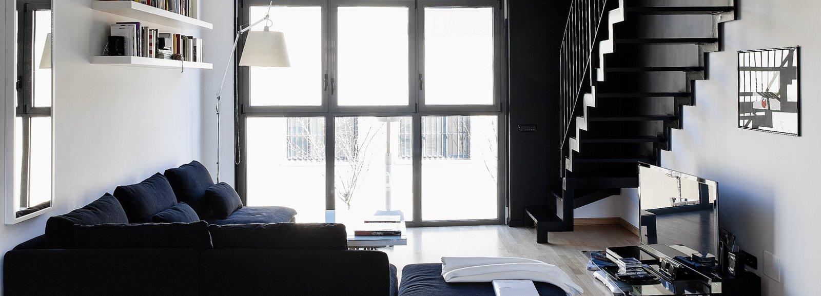 60 50 mq una casa con elementi a scomparsa cose di casa - Arredare casa 50 mq ...