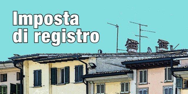 Imposta registro confrontiamo vecchia e nuova tassazione - Calcolo imposta di registro acquisto prima casa ...