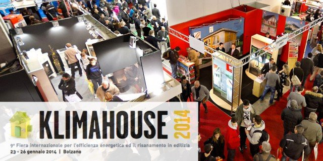 Klimahouse 2014, la fiera dell'efficienza energetica e dell'edilizia ecosostenibile