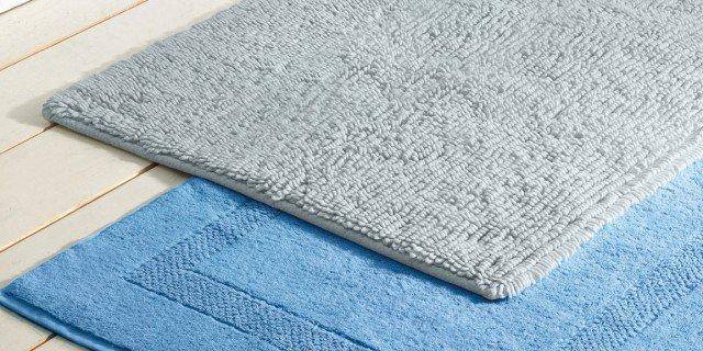 Tappeti per il bagno cose di casa - Set tappeti per bagno ...