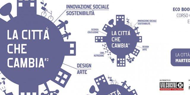 La città che cambia: una conferenza sulla catena del cibo