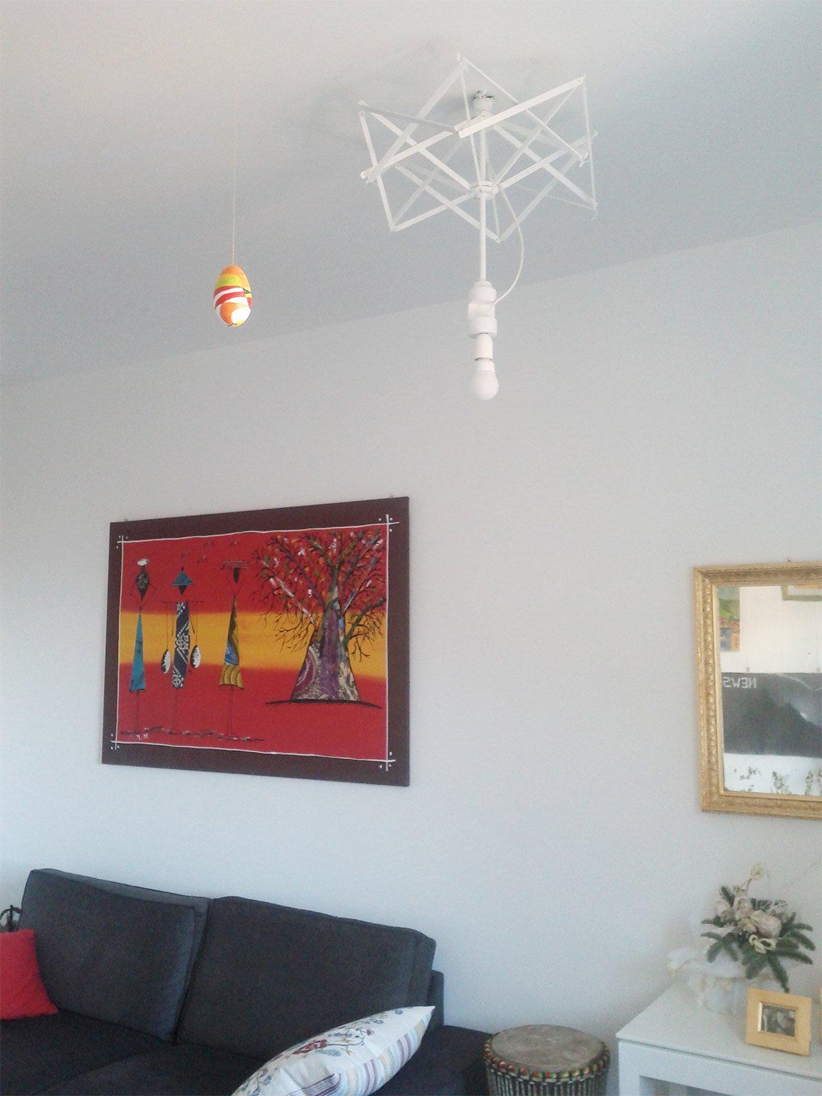Lampade Fai Da Te Riciclo: Come realizzare una lampada di design ...
