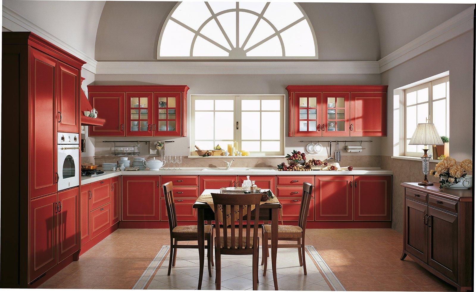 Cucine country stile tradizionale o new classic cose di casa