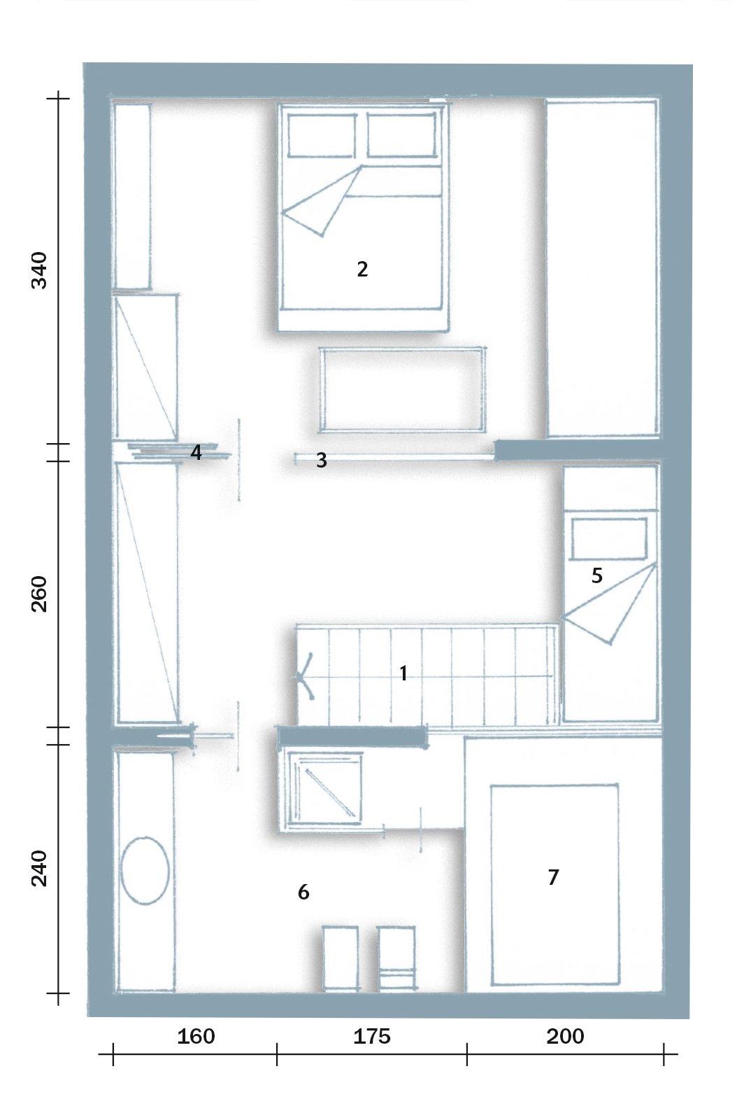 Progetto casa a due piani yy37 regardsdefemmes for Casa moderna pianta