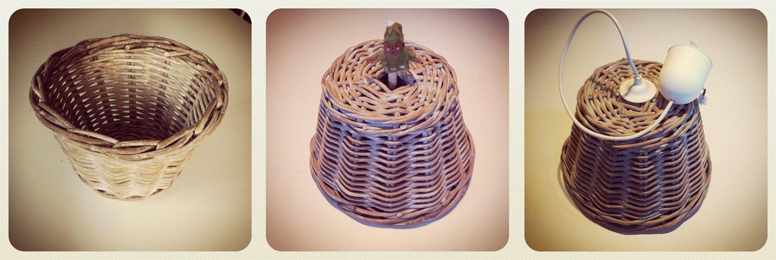 lampadari in rattan : Lampade low cost che personalizzano lambiente - Cose di Casa
