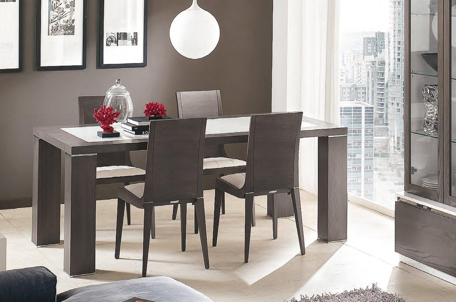 tavoli maxi per arredare la zona pranzo - cose di casa - Sedie Per Soggiorno Legno