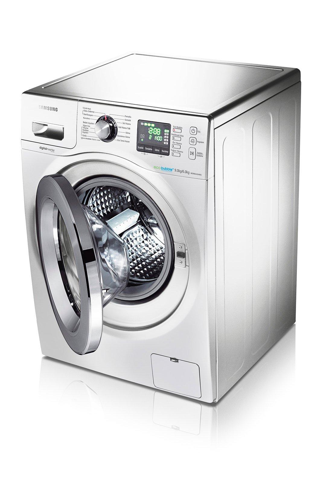 Lavasciuga, salvaspazio e salvatempo - Cose di Casa