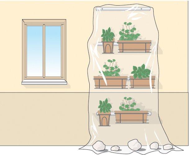 Togliere muffa da muro pompa depressione - Togliere la muffa dai muri di casa ...