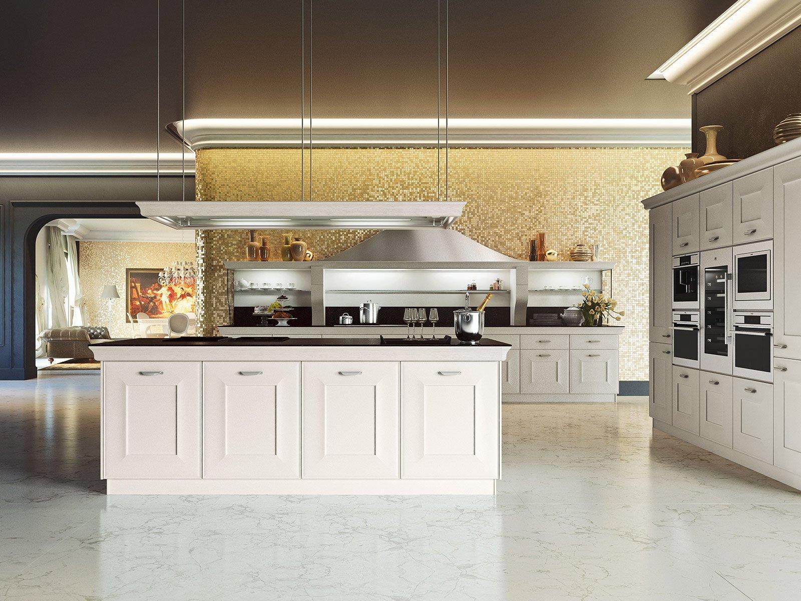 Cucine country: stile tradizionale o new classic - Cose di ...