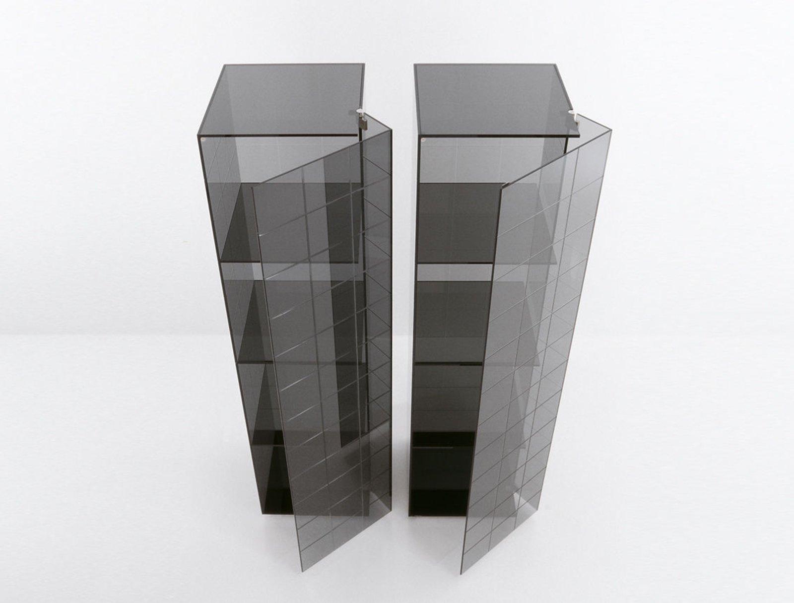 Mobili con anta in vetro cose di casa - Mobili in cristallo ...