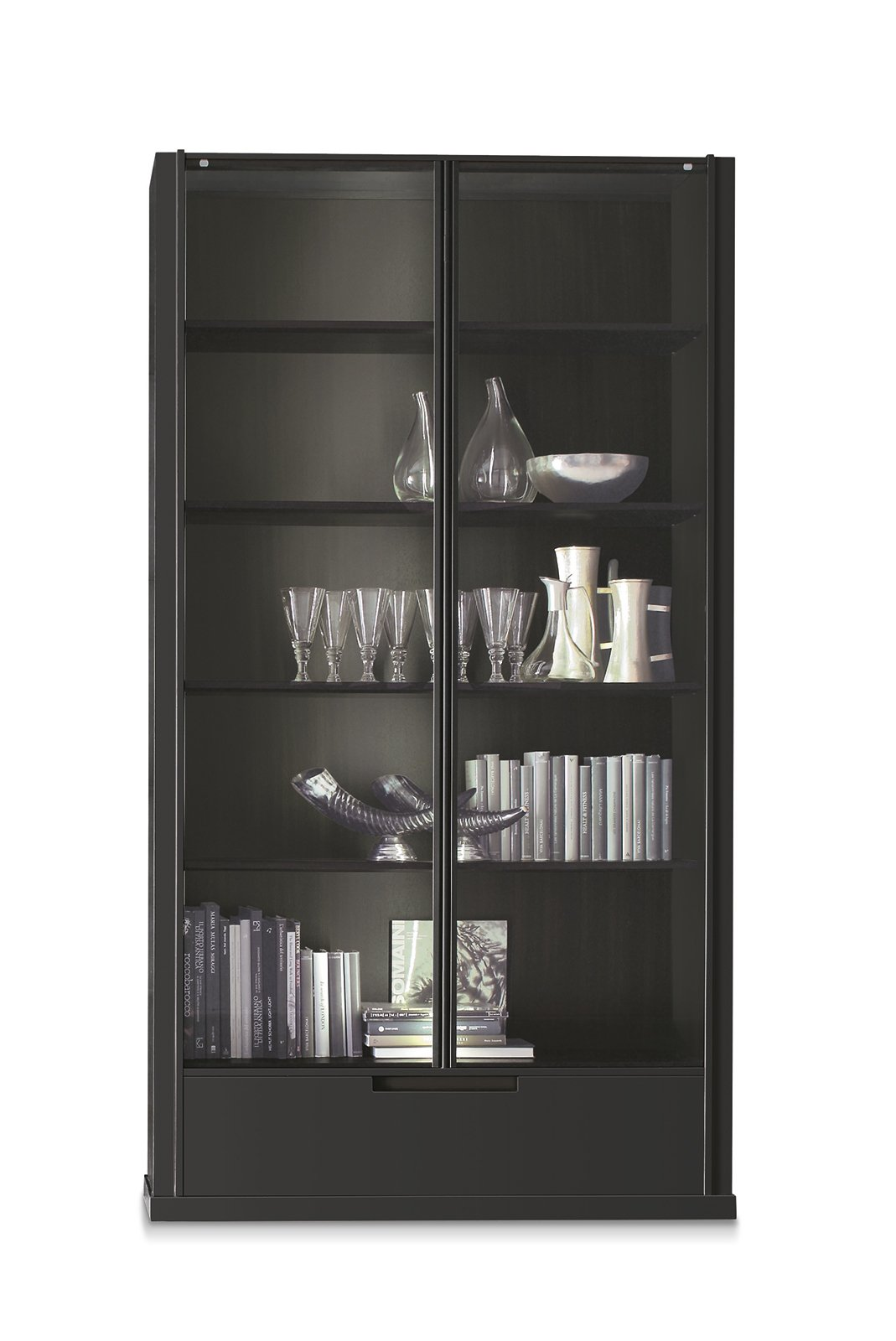 mobili con anta in vetro - cose di casa - Vetrine Soggiorno Ikea