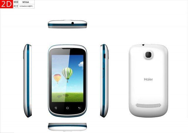Disponibile con cover colorate incluse nella confezione, lo smartphone W701 è dual-SIM, con display di 3,5″ dotato di processore dual-core da 1 GHz. Tra le dotazioni o: fotocamera principale VGA, batteria da 1100 mAh e sistema operativo Android 4.2 Jelly Bean. La memoria interna è di 4 GB mentre la RAM è di 512 MB.