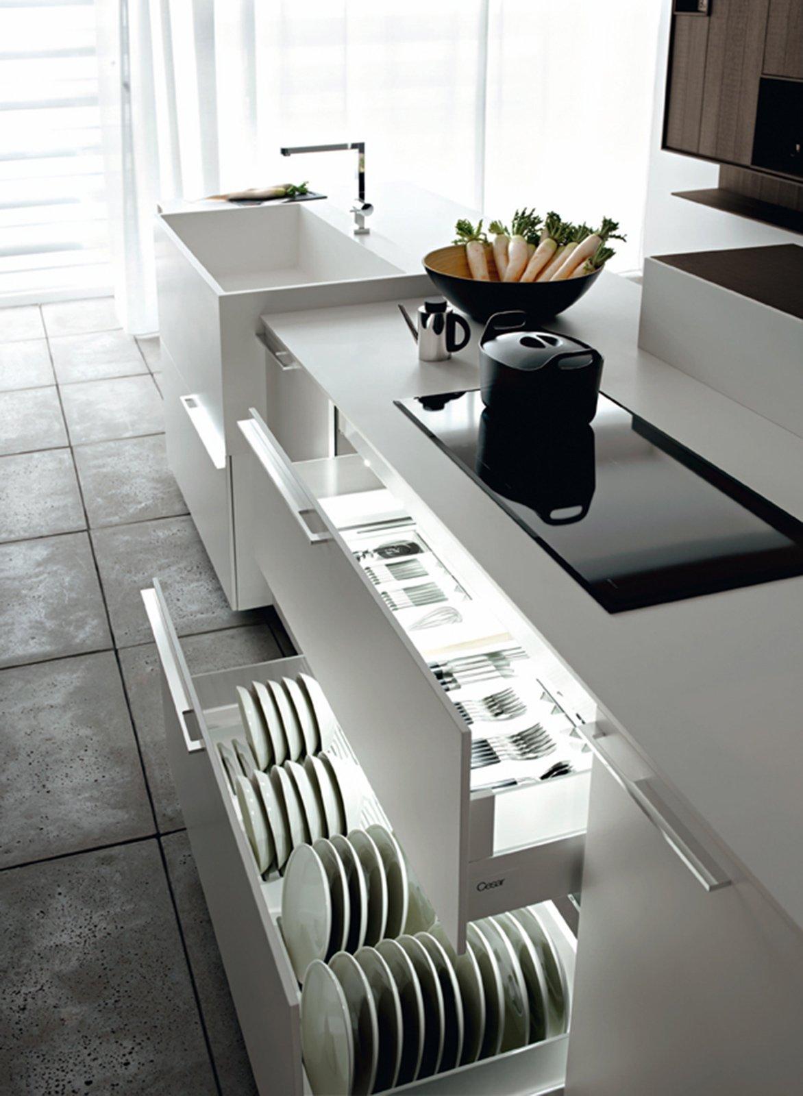 Cucina tante soluzioni per illuminarla cose di casa for Led per cucina
