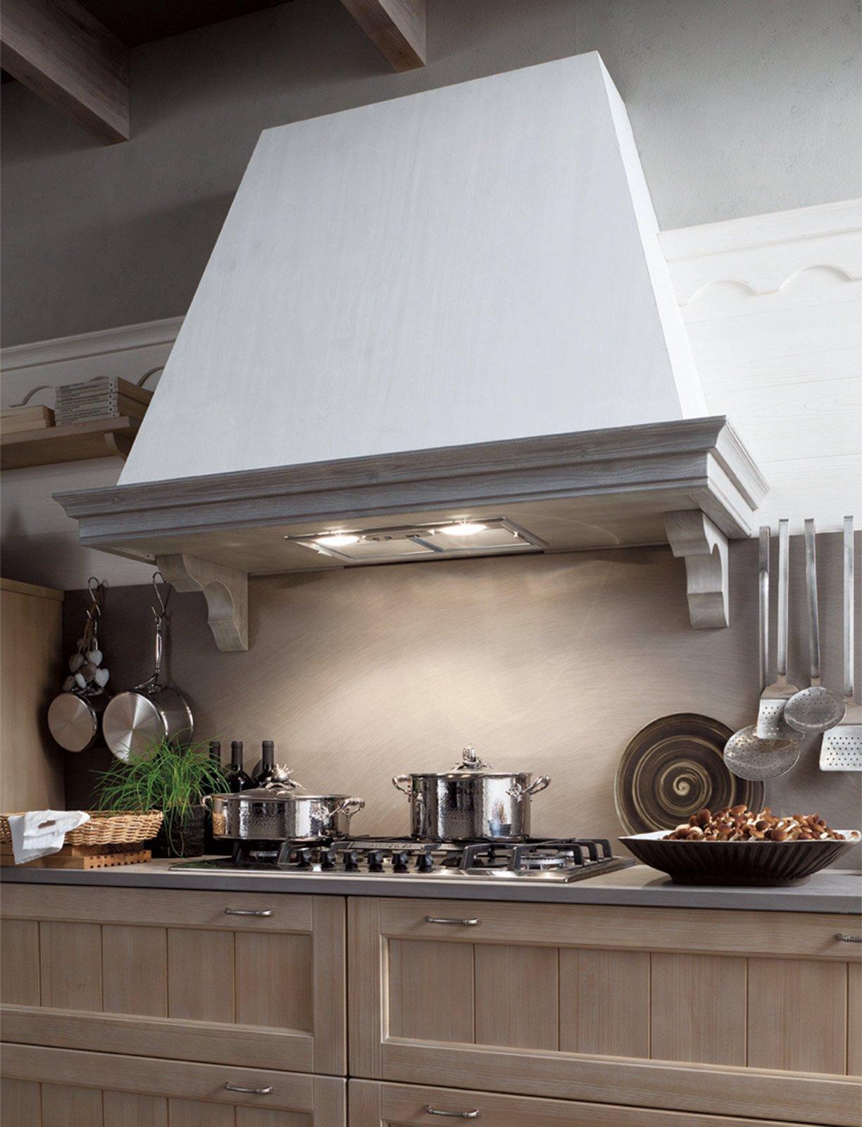 Cucina tante soluzioni per illuminarla cose di casa - Cappa da cucina ...