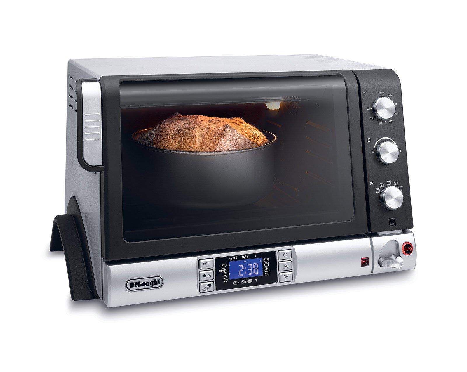 Macchine per il pane cose di casa - Forno tradizionale e microonde insieme ...