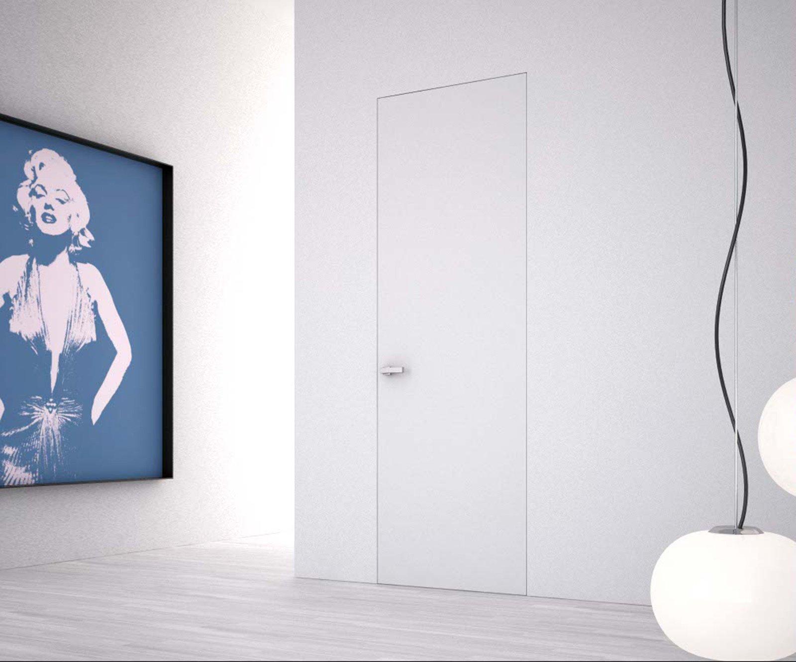Porte filomuro cose di casa - Porta parete cartongesso ...