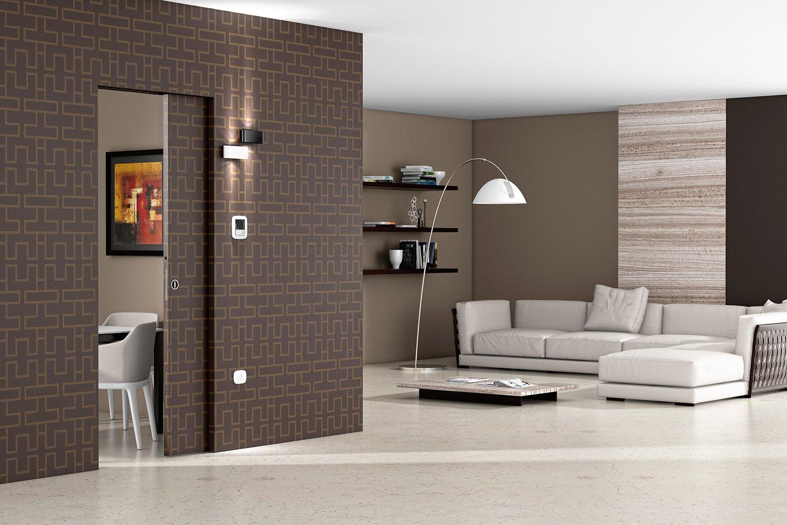 Porta filo muro grezza porta nella versione grezza - Porte invisibili scorrevoli ...