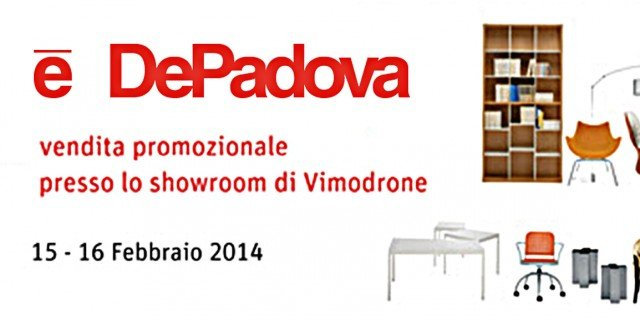 Vendita promozionale De Padova