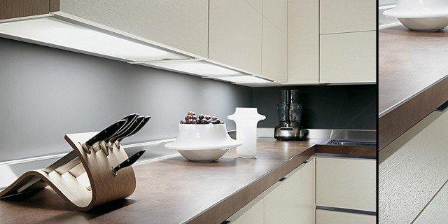 Cucina tante soluzioni per illuminarla cose di casa - Luce per cucina ...