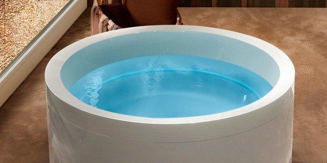 Vasche idromassaggio: bollicine di benessere