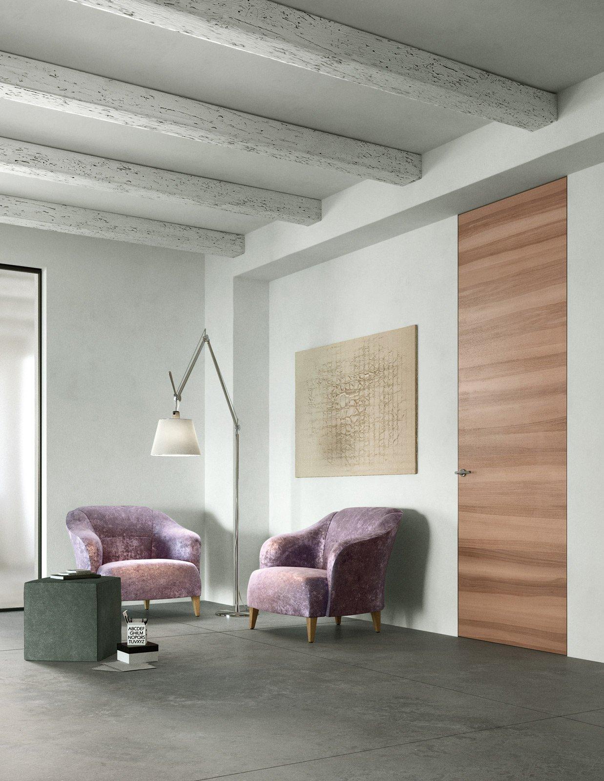 Porte Filo Muro Specchio porte filomuro scorrevoli o a battente: foto modelli, prezzi