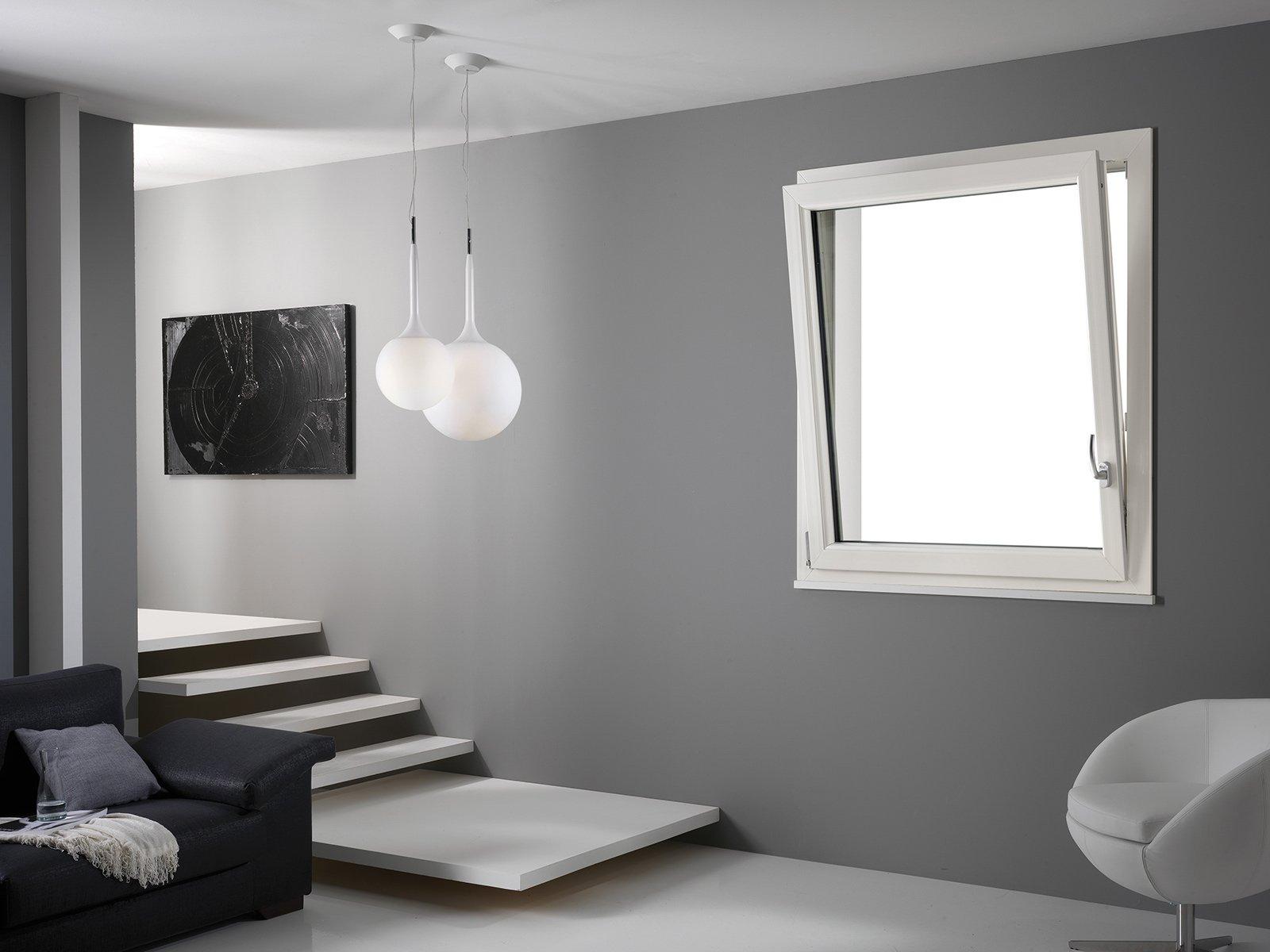 65 di sconto fiscale per le nuove finestre cose di casa - Profili alluminio per finestre ...