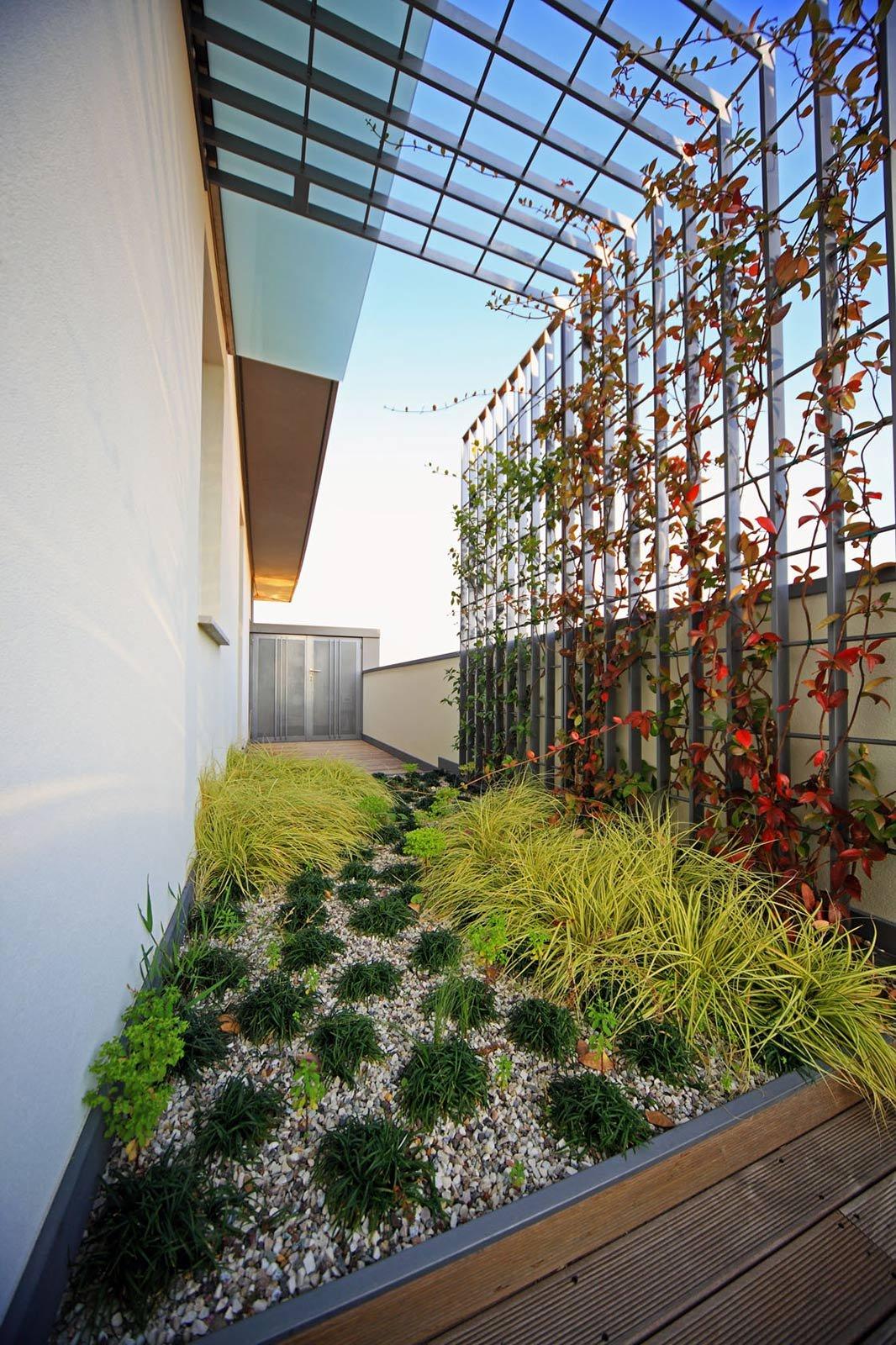 Giardino Pensile Auditorium : Giardino pensile oasi verdi in città cose di casa