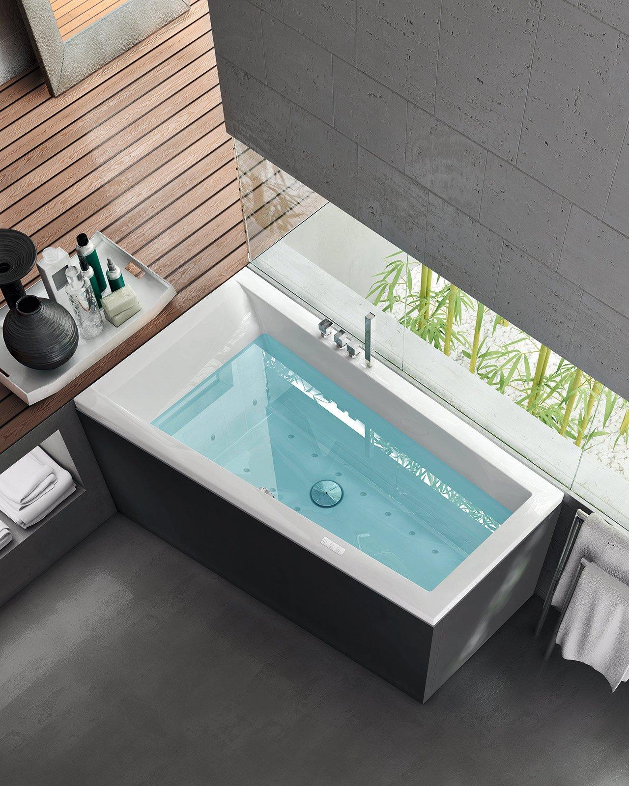 vasche da bagno jacuzzi confronta prezzi ~ Comarg.com = Lussuoso ...