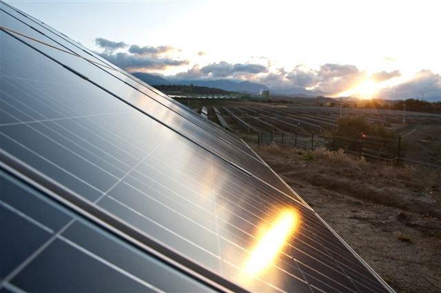 Impianto fotovoltaico Edison