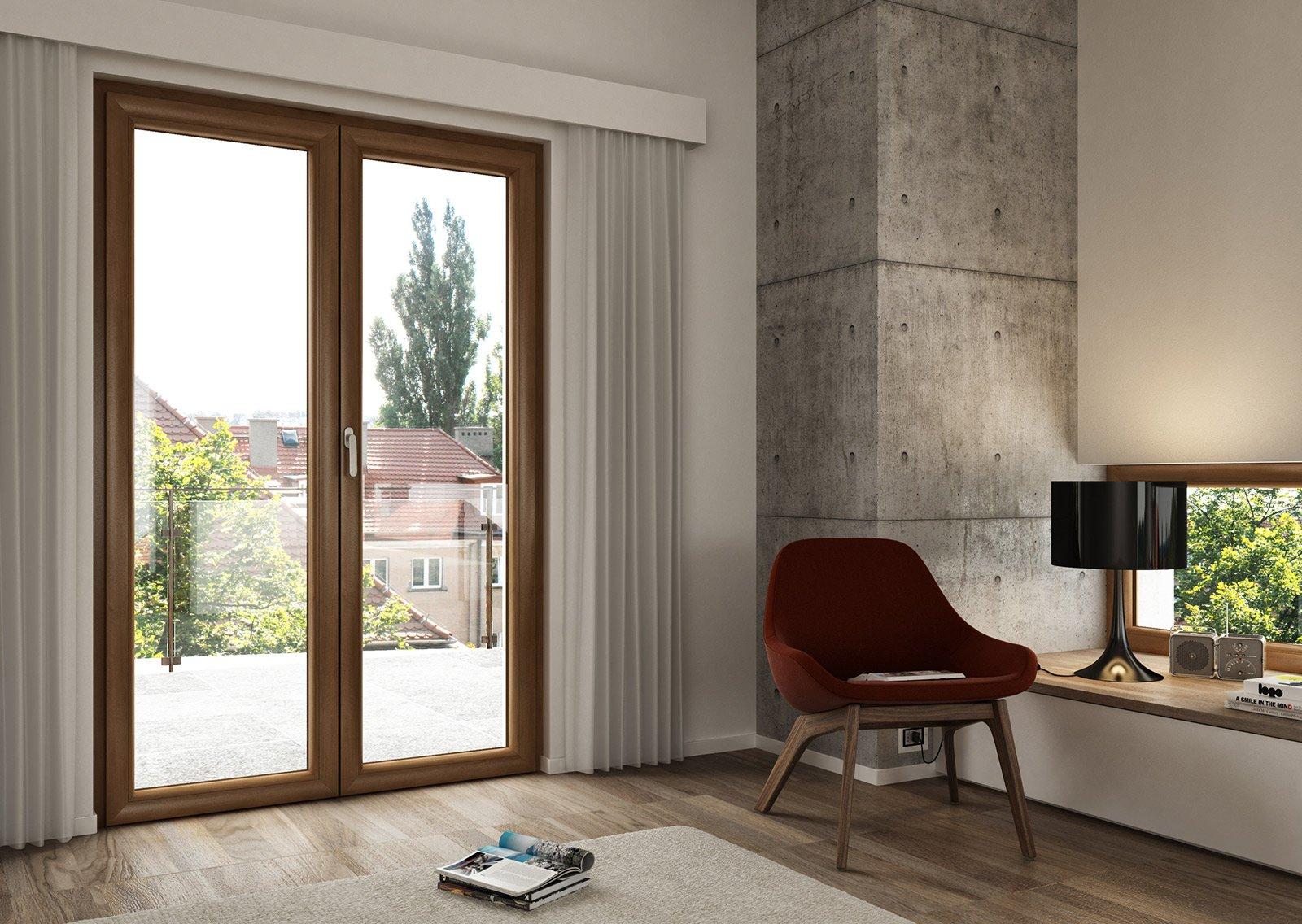 65 di sconto fiscale per le nuove finestre cose di casa - Finestre moderne ...