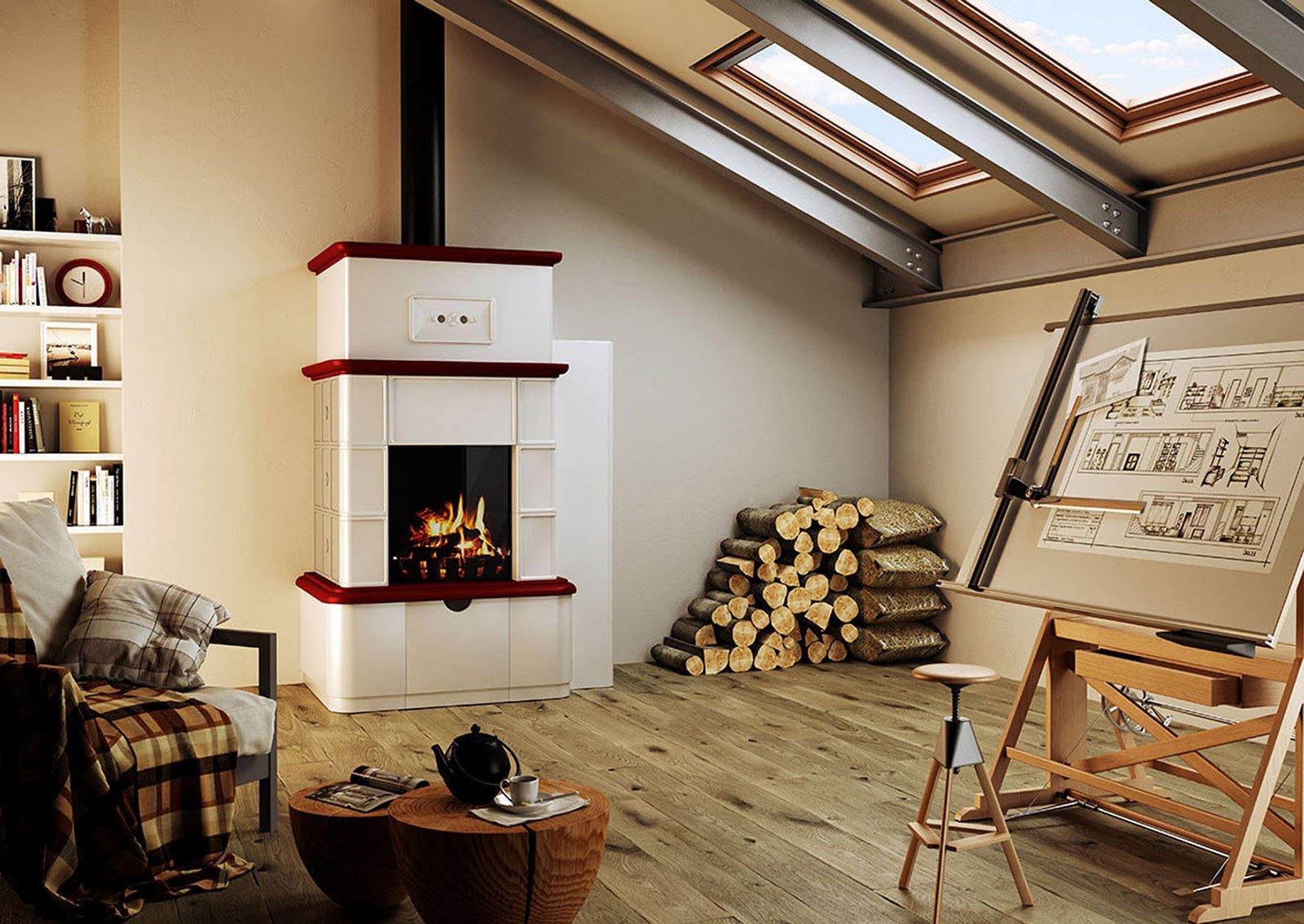 Progetto fuoco 2014 accende la fiera di verona cose di casa for Termocamino a pellet idro