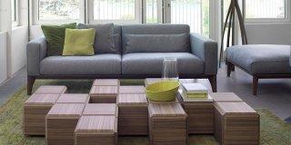 Tavolini. Complementi multifunzione