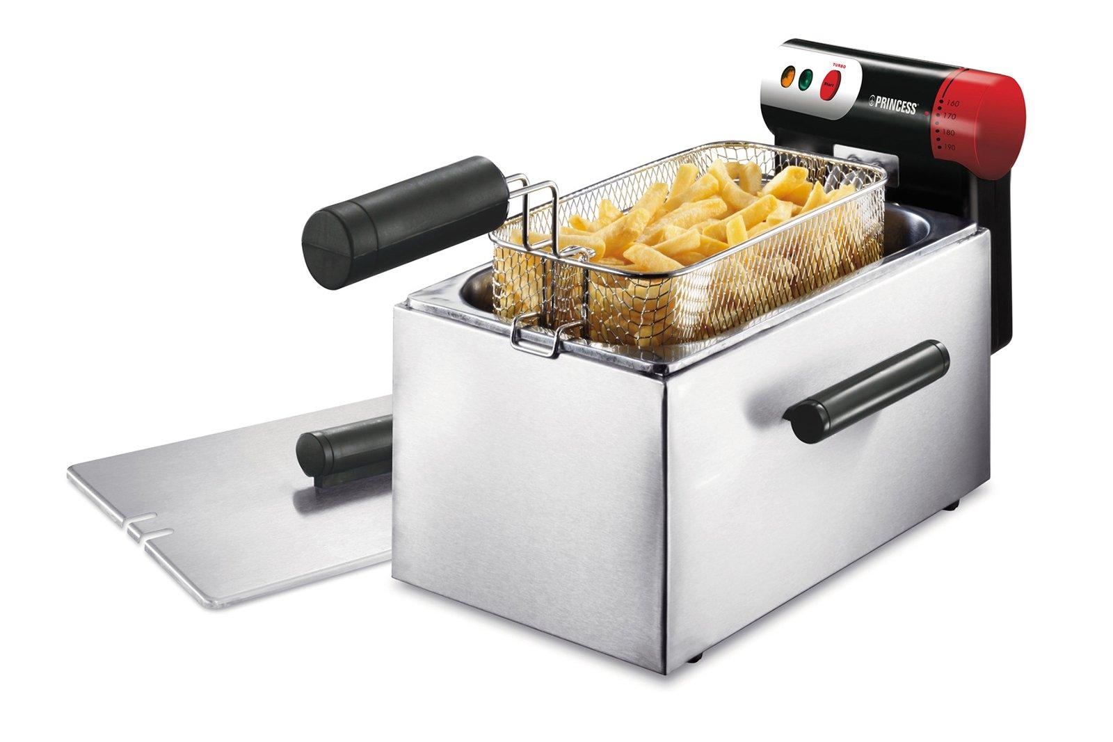 Friggitrici cucinare senza schizzi e limitando gli odori for Cucinare a 70 gradi