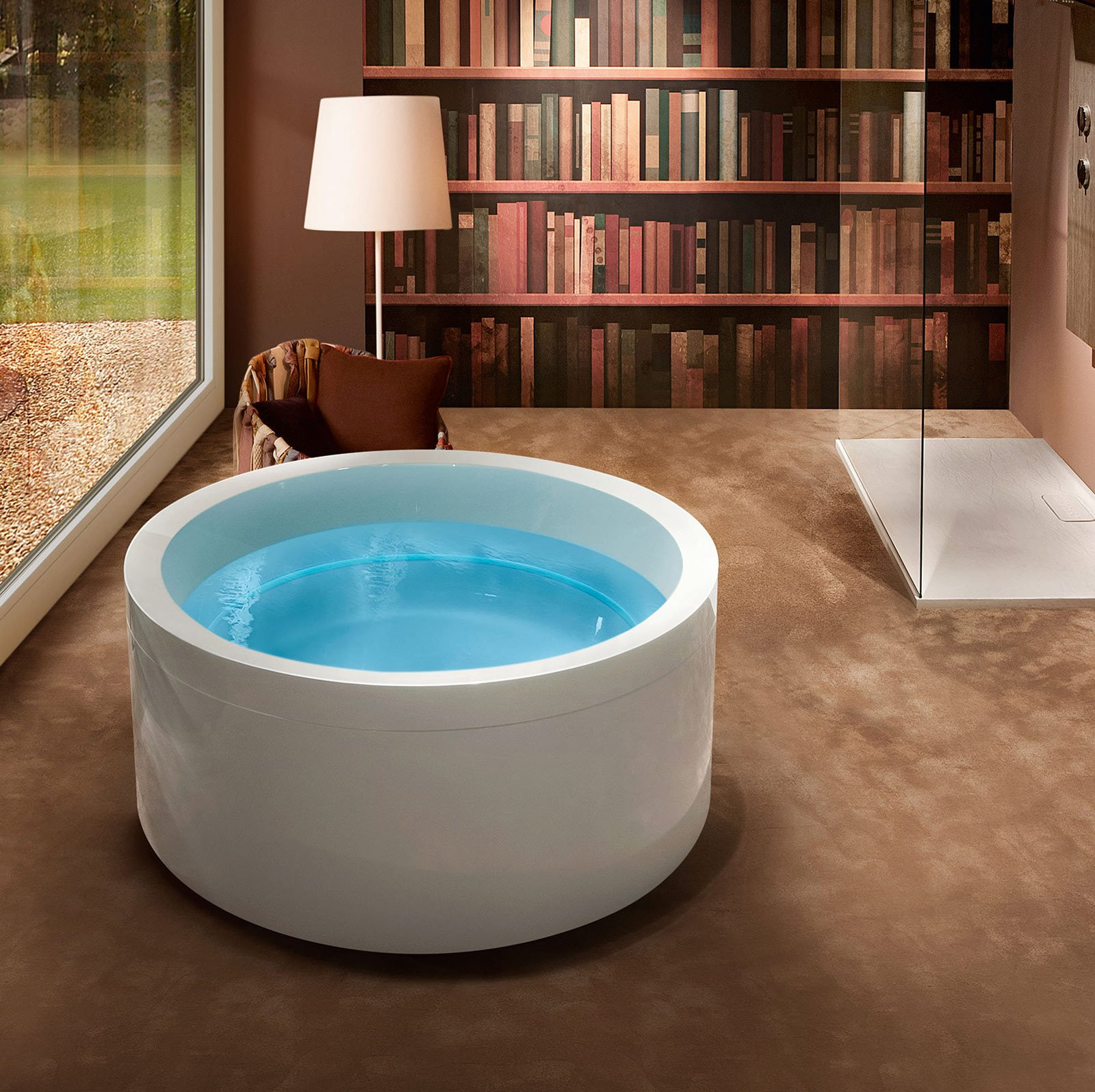 Vasche idromassaggio bollicine di benessere cose di casa - Treesse vasche da bagno ...
