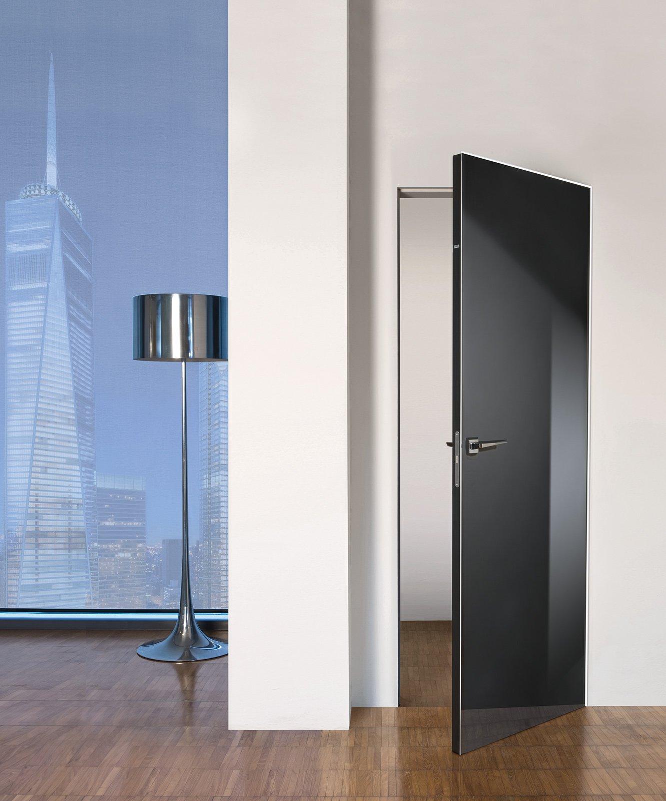 Porte filomuro cose di casa - Porta specchio scorrevole ...
