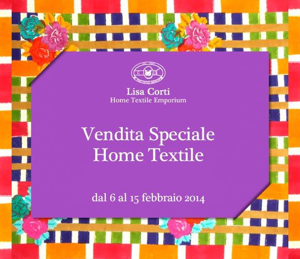 Vendita speciale online di home textile emporium cose di for Vendita online oggettistica casa