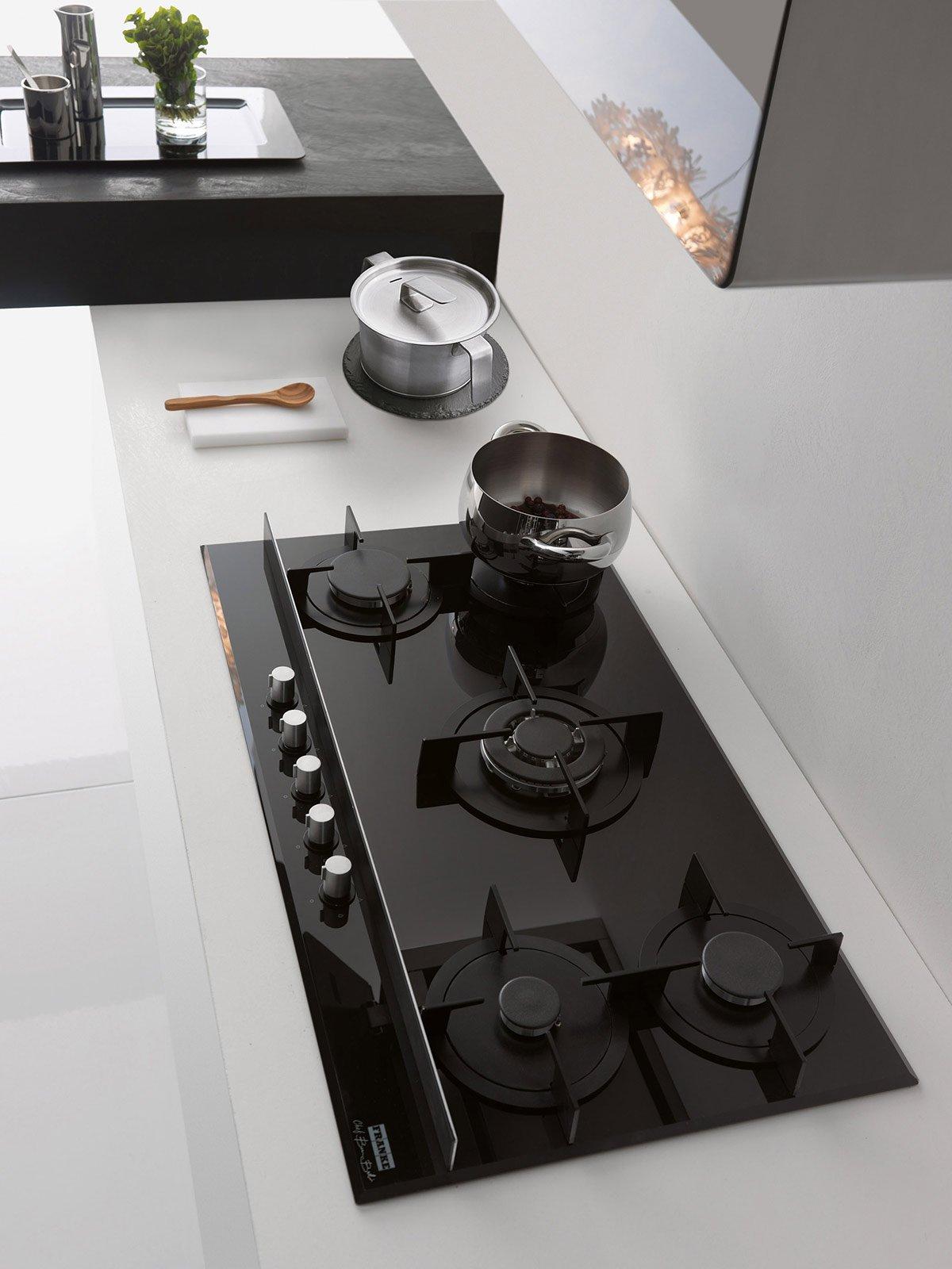 Piani cottura a gas cose di casa - Piani cottura design ...