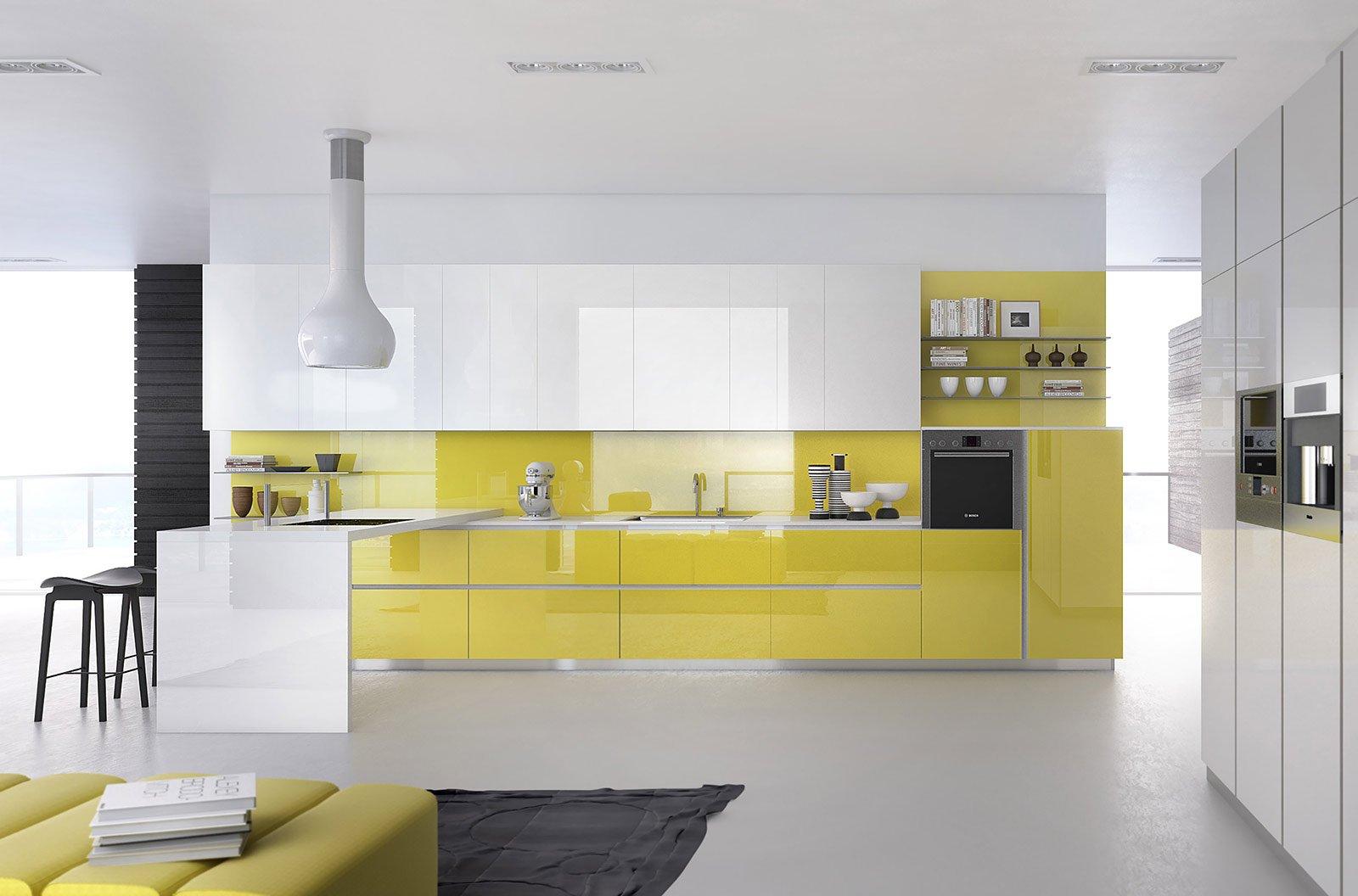 Salone del mobile 2014 mix di materiali per le nuove cucine cose di casa - In cucina con pippo de agostini ...