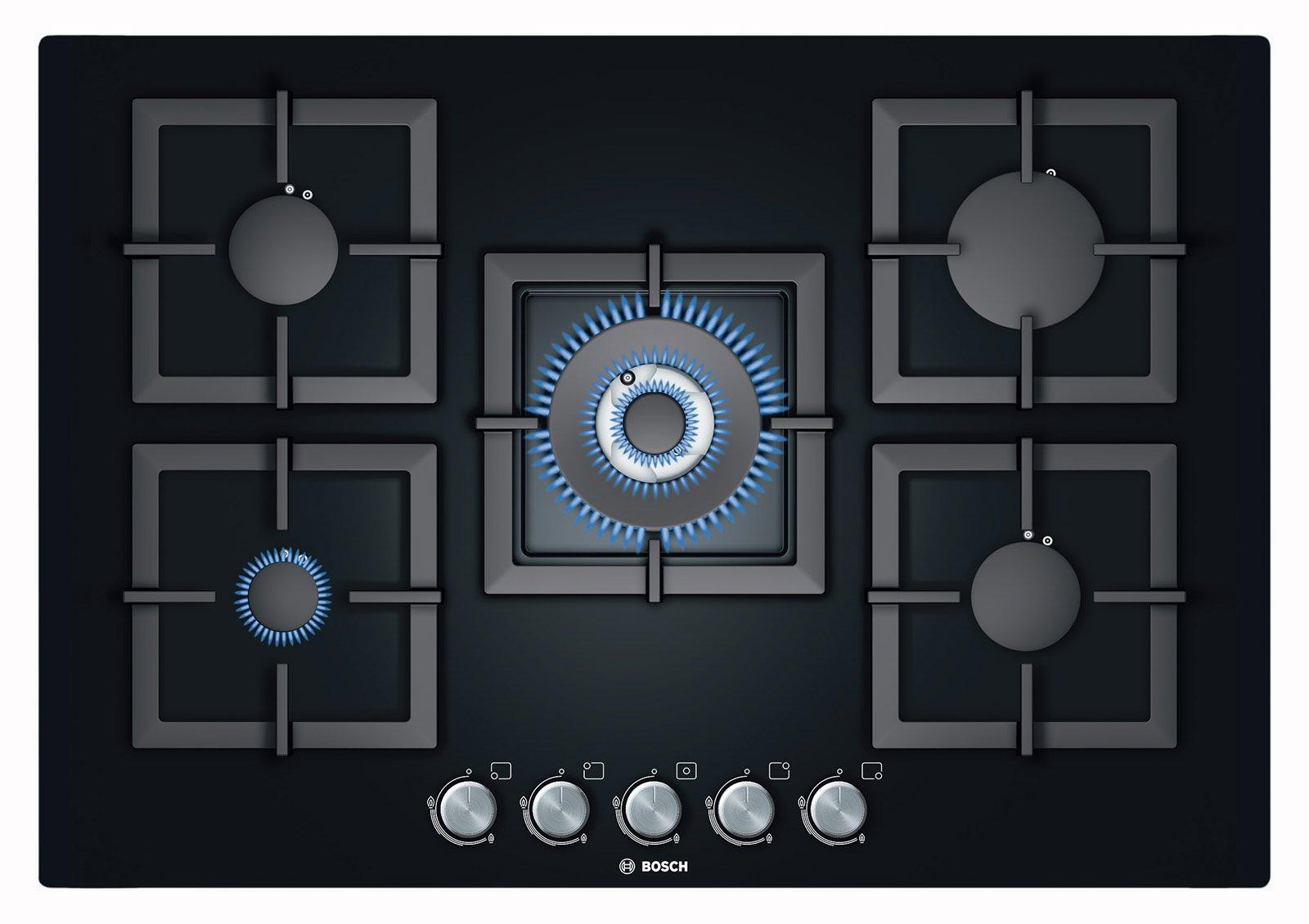 piani cottura a gas - cose di casa - Cucine Bosch
