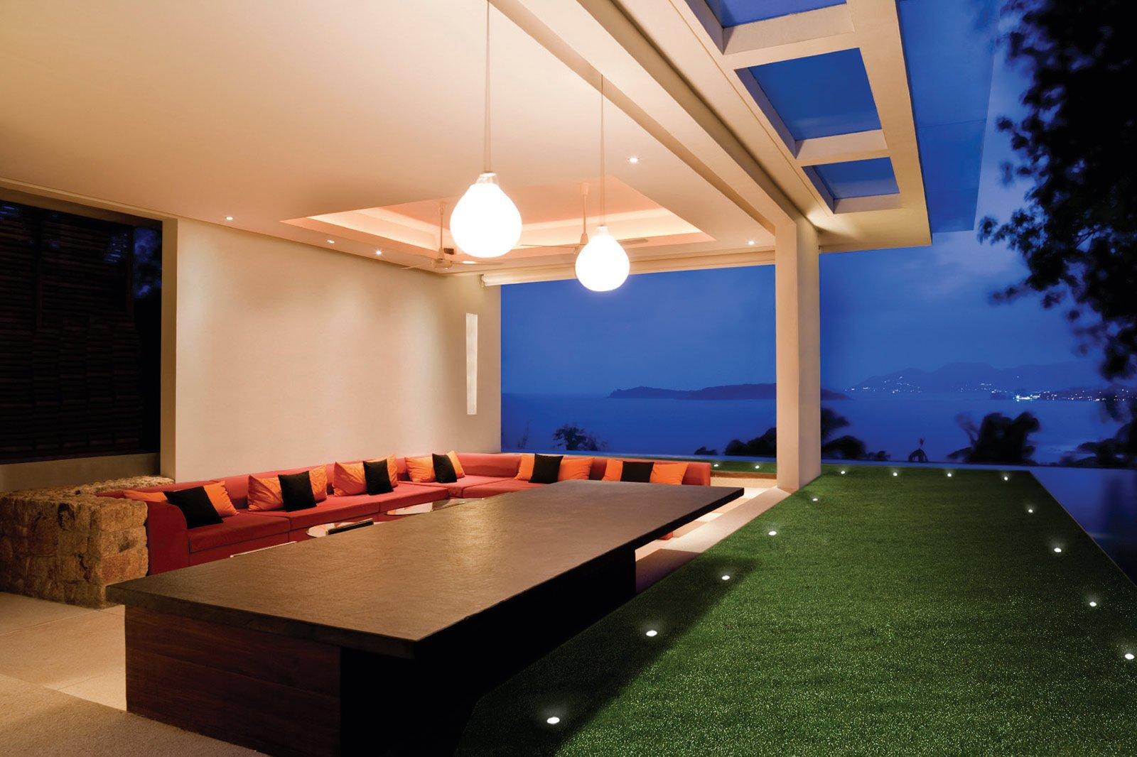 Un cappotto per l 39 edificio per proteggere da caldo e - Illuminazione per terrazzi ...