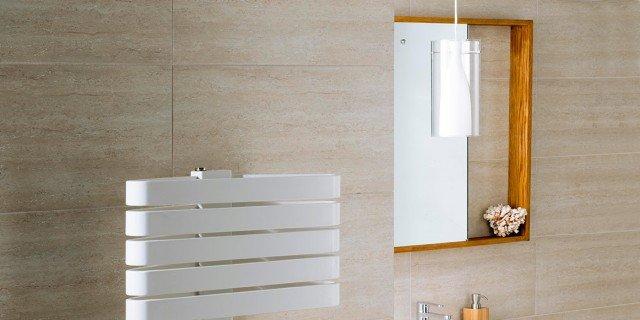 Termoarredi per riscaldare con il design cose di casa - Scaldare il bagno elettricamente ...