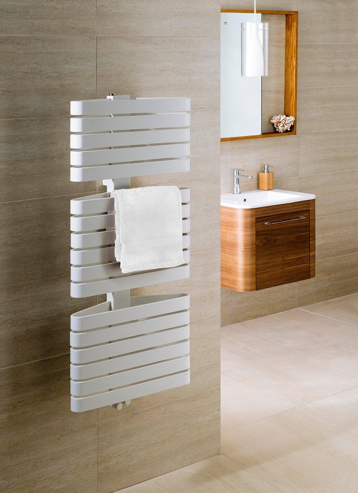 Termoarredi per riscaldare con il design cose di casa for Arredo bagno elettrico