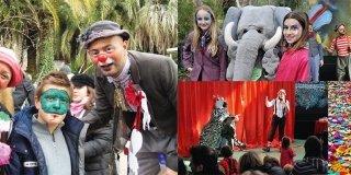 Carnevale 2014: le feste nei parchi più belli di Italia