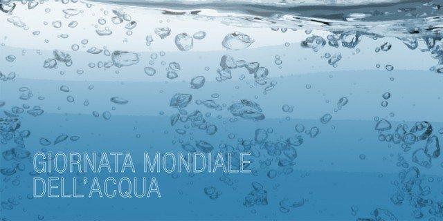 Il 22 marzo 2015 è la Giornata mondiale dell'acqua