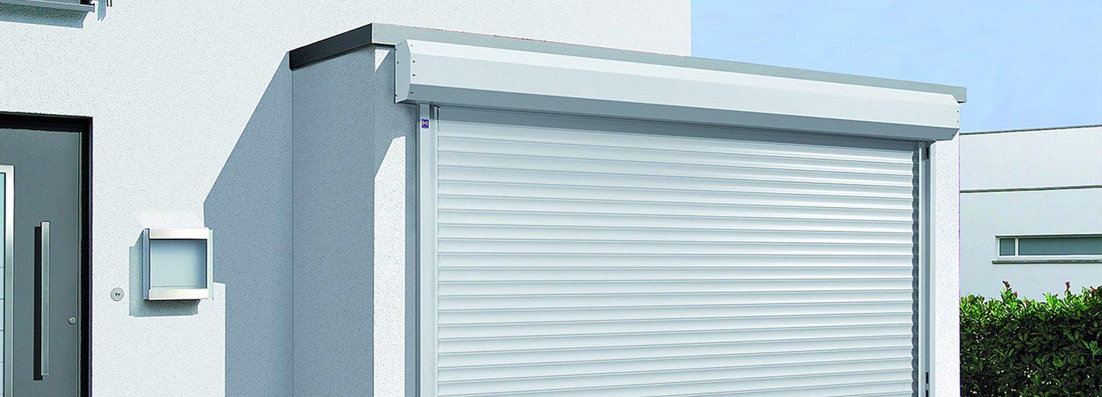 Serrande avvolgibili per il garage cose di casa - Serrande avvolgibili per finestre ...