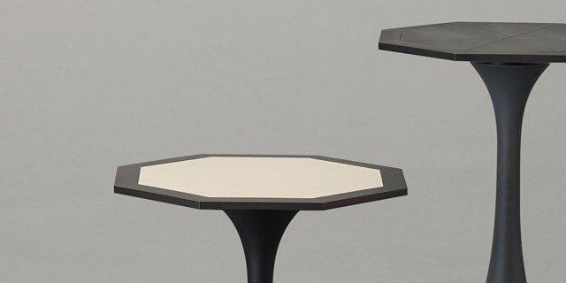 Tavolini contemporanei, stile vintage