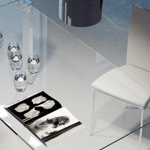 Tavoli allungabili cose di casa for Riflessi tavoli allungabili